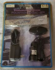 Fountain Magic Water Pump Kit for Indoor Waterfalls & Fountains #1094- New