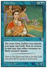 *CARTAPAPA* MAGIC MTG Lady Sun PORTAL 3 KINGDOMS
