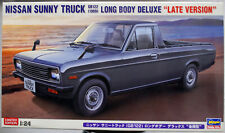 1989 Nissan Sunny Pickup ( GB 122 ) Long Body deLuxe Late 1:24 Hasegawa 20275