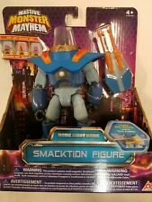 Massive Monster Mayhem Smacktion Action Figure Dome Diddy Dome