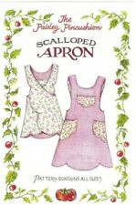 The Scalloped Apron Pattern by Paisley Pincushion  Multi-size all in one