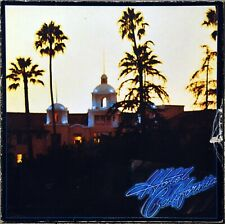 33t Eagles - Hotel California (LP) - 1976 + POSTER