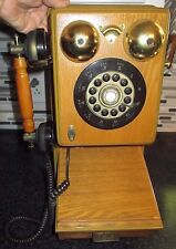 Retro Wall Phone CLASSIC Collector's Edition 1927 Country Crank Replica LW-93