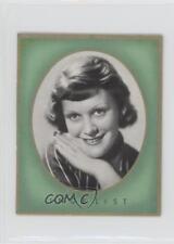 1936 Cigaretten Bilderdienst Bunte Filmbilder Series 1 #184 Inge List Card 1s8