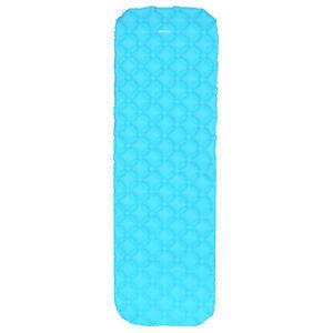 Aufblasbasbare Luftmatratze extrem leichte Isomatte Schlafmatte Camping 188x59cm
