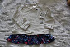 OSH KOSH GIRLS DRESS - AGE 12-18 Months - 100% Cotton - BNWT's
