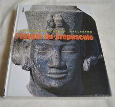 L EGYPTE DU CREPUSCULE ED GALLIMARD UNIVERS DES FORMES 2009 NEUF