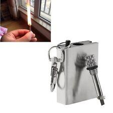 Permanent Metal Match Emergency Fire Starter Lighter Outdoor Camping Survival