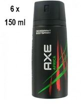 "Axe Men Deodorant / Bodyspray ""Africa"" - 6er Pack (6 x 150 ml)"