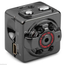 1X SQ8 Full HD 1080P Mini Car DV DVR Camera Spy Hidden Camcorder IR Night Vision