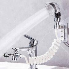 Cabeza Ducha de Mano for Grifo Lavabo Ahorro Agua Baño Rociador Suministros