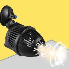 Aquarium Water Wave Pump Led Light Flow Surf Pumps Fish Tank Suction Cups Device