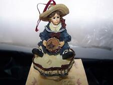 Nos Boyds Bear Yesterdays Child Betsy The Patriot Ornament Figurine