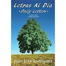 Letras Al Dia Daily Letters : En Ingles y Español in English and Spanish by...