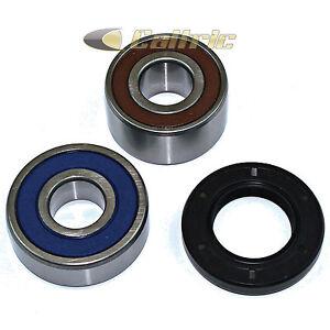 Rear Wheel Ball Bearings Seals Kit for Honda VTX1800 2002-2008
