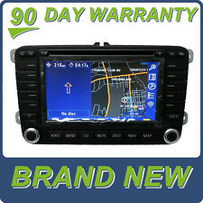 NEW VW VOLKSWAGEN Navigation GPS System LCD Touch Display Radio CD Player