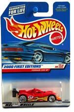 2000 Hot Wheels #71 First Editions Ferrari 333 SP