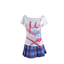 Love Live Season 2 Cheerleading uniforms Kousaka Honoka cosplay costume