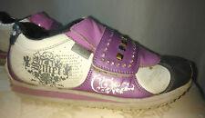Smet Shoes By Audigier Athletic Purple Hardy Rhinestones Studs Skulls Roses Sz 7