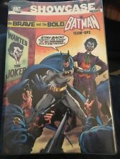 Showcase Presents Brave and the Bold - Batman Team Ups by Aparo 2008 Titan