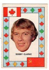1X BOBBY CLARKE 1972 73 OPC TEAM CANADA EX+ O Pee Chee