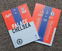 Crystal Palace v Chelsea PREMIER LEAGUE Programme 10/4/21 IMMEDIATE DISPATCH!!!