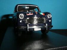 Fiat 1100 103 Berlina 1954  in 'Fiat Blue' De Agostini 1:43 SCALE Carabinieri
