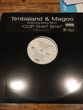 "TIMBALAND & MAGOO - COP THAT SH*T (12"")  2003!!!  RARE!!!  MISSY ELLIOTT!!!"