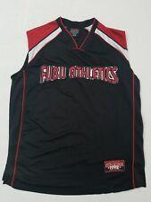 Men's Large Vintage Fubu 1992 Fb 05 Athletics Basketball Jersey hip hop (L5)