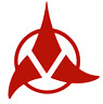Klingon Symbol Sticker Vinyl Decal Window Sticker Car
