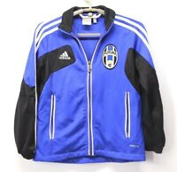 Adidas Kid's Climacool Full Zip Blue Jacket KC Futura Size Small