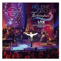 HELENE FISCHER - FARBENSPIEL: LIVE AUS MÜNCHEN (1 CD)   CD NEU