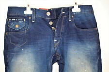 G-Star Morris Low Straight Mens Jeans Size W30 L 32