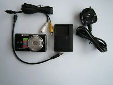 """GE E1035 Compact Digital Camera 10.1MP, 2.7"""" LCD  (With 2GB memory card)"""