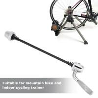 Bike Bicycle Cycling Wheel Skewers Quick Release Bolt Lever Axle Steel 165mm New