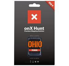 onX Premium Maps GPS Chip Landowners & Property Boundaries for Garmin - OH