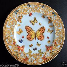 """ROSENTHAL VERSACE 1996  Le Jardin de Versace plate Ø 7"""" - 18 cm"""