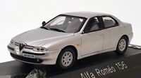 Solido 1/43 Scale Model Car 1548 - Alfa Romeo 156 - Silver