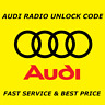 UNLOCK CODE FOR AUDI RADIO CONCERT SYMPHONY RNS-D CHORUS ALL MODELS | FAST