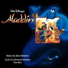 Disney: Aladdin - original soundtrack - audio cassette tape