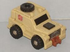"""G1 Transformer Minibot Outback Lot # 3 """"Original 1985 Release"""" Missing Right Arm"""