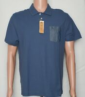 Penguin By Munsingwear #9658 NEW Men's Size Large Heritage Slim Fit Polo Shirt