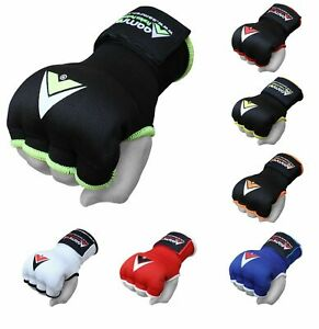 Aamron ® MMA Boxing Hand Quick Wraps Inner Bandages Gloves Protector MuayThai