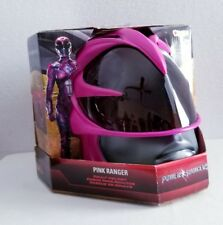 POWER RANGERS MOVIE 2017 COSTUME HELMET- PINK RANGER