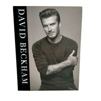 David Beckham by  - Pictorial Hard Cover  - Autobiography - Coffee Table Book
