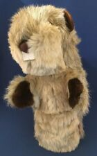 "CADDYSHACK GOPHER Plush Daphne Head Cover 12"" tush tags only"