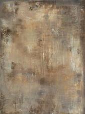 Soozy Barker - Gold Stone - Ready Framed Canvas