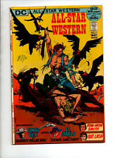 All-Star Western  # 11 (1972) DC Comics 2nd Appearance of Jonah Hex  (1st Cover)