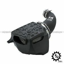 2007-2011 Jeep Wrangler V6-3.8L aFe Stage-2 Pro Dry S Cold Air Intake System CAI