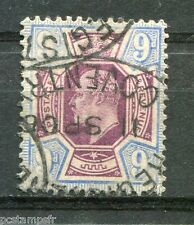 GREAT BRITAIN, GB, 1902, stamp CLASSIC 115, EDOUARD VII, obliterated, VF used
